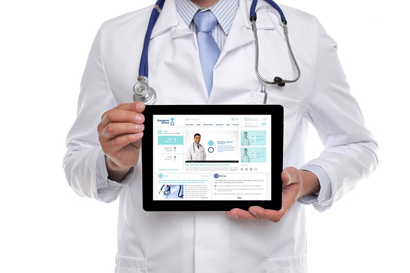 Salute medici web