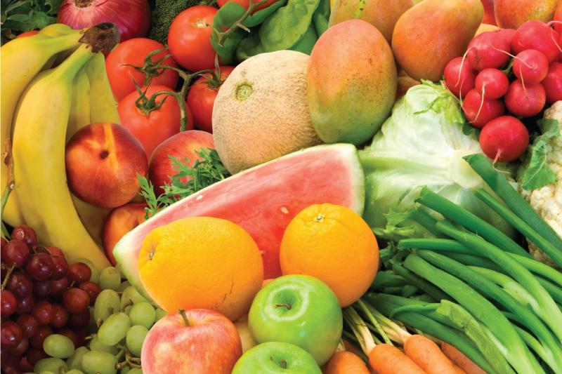 8 regole per una sana alimentazione