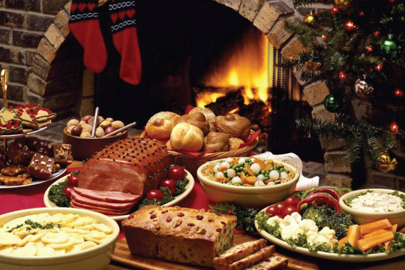 Consigli nutrizionali, una ricetta light per le feste in arrivo