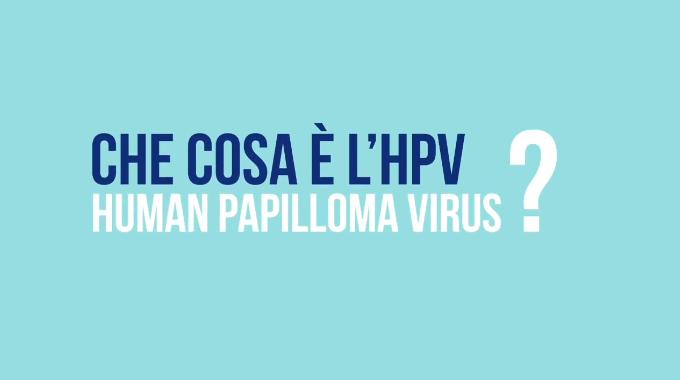 Video che cosa è l'HPV