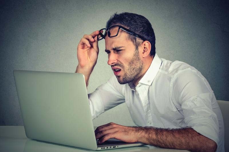 difetti della vista sintomi Video utilizzo del computer e gli occhi, occhiali per computer