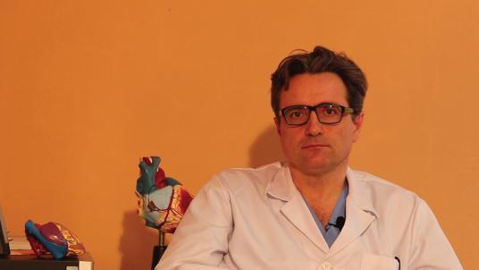 Dottor Vinicio Fiorani Cardiochirurgo