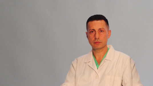 Dottor Saverio Iacopino Cardiologo